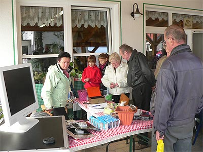Bauernmarkt Hirschfeld 2008