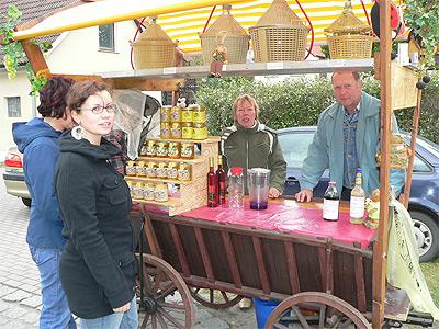Bauernmarkt Hirschfeld 2009