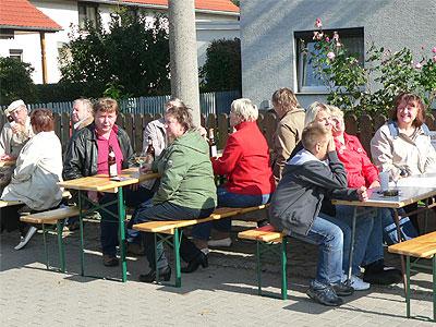 Bauernmarkt Hirschfeld 2010