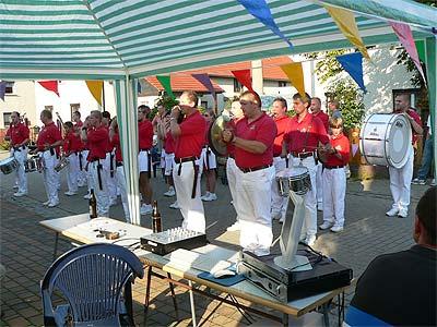 Oldtimertreffen Hirschfeld 2005