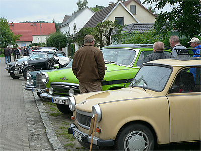 Oldtimertreffen Hirschfeld 2011