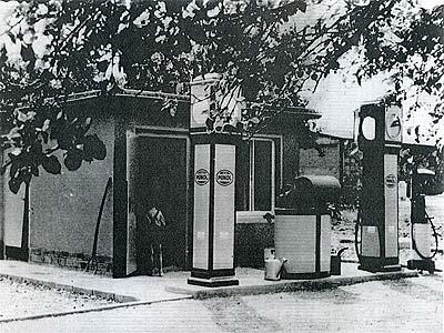 Tankstelle Hirschfeld
